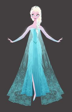 Visual Development Art from Frozen | Disney Insider
