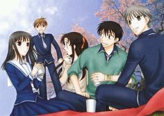 ✿Fruits Basket: Another✿ | Anime Amino