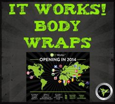 www.facebook.com/NewLifeBodyWraps - Looking for individuals, salons, and spas that want to be an It Works body wraps distributor! #Germany #Spain #Denmark #Finland #Sweden #England #Ireland #PuertoRico #California #NewLifeBodyWraps