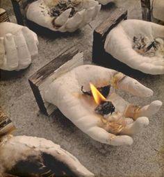 """Saatchi Art Artist Kara Gunter; Installation, """"Burnt Offerings"""" #art"""