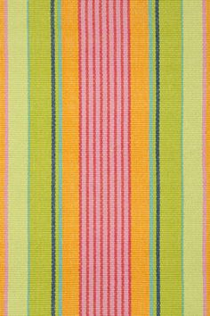colorful striped rugs | cotton area rugs dash albert parasol stripe cotton throw rugs