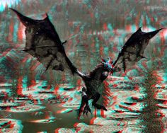 10 Amazing Anaglyph 3D Images - Set 1 - Word of Power
