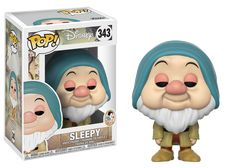 Pop! Disney: Snow White - Sleepy - Soneca