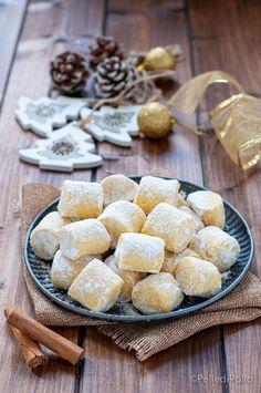 Golosissimi biscotti di #natale pezzi di sogno (Traumstücke) con #spezie, semplici da realizzare. #biscottidinatale #ricette #speculoos