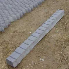 DuPont GroundGrid Ground Stabilization x - Small Grid Cobblestone Driveway, Deck Cost, Water Dam, Paver Designs, Forest Path, Pea Gravel, Landscape Fabric, Cool Pools, Three Dimensional