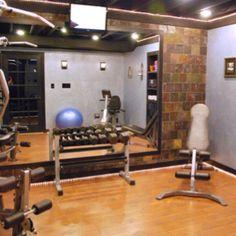 Home gym #pchgymmakeover