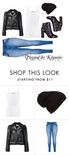 """""""Rebel 5"""" by taggedbykimmie15 on Polyvore featuring Vince, Yves Saint Laurent, City Chic and Valentino"""