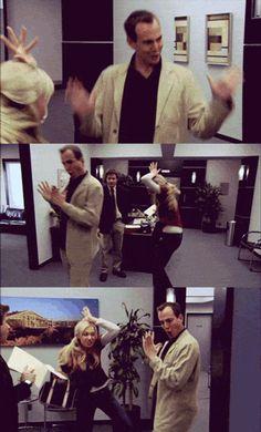 Chicken Dance from Arrested Development. Hilarious!