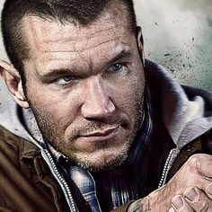 WWE superstar Randy Orton only got 12 rounds last time he was in a movie. Now he's a condemned man.