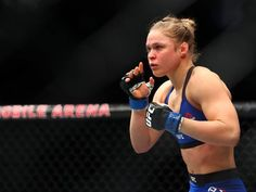 Former UFC champion Ronda Rousey joins WWE on full-time basis