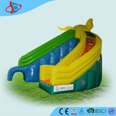 Check this out! Sibo electronic have a cute elephant inflatable game toys used playground inflatable slides, new design space world inflatable slide, Colorful inflatable sliding slide, inflatable bouncer slide, cheap inflatable bouncers.  Kids will have a great time when they playing inside. If you want you buy animal inflatable bouncer theme for kids. This is your best choice.