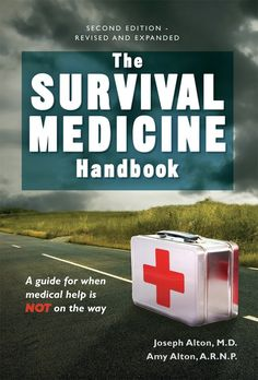 The Survival Medicine Handbook:  A guide for when help is NOT on the way  ($30.24) http://www.amazon.com/exec/obidos/ASIN/B00HQNCGM4/hpb2-20/ASIN/B00HQNCGM4 Book is well written and easy to read. - Great medical survival book ! - I had a copy of this book in its first edition.