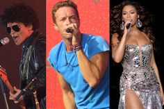 It's official: Beyoncé will join Coldplay and Bruno Mars for the Super Bowl 50 halftime show.