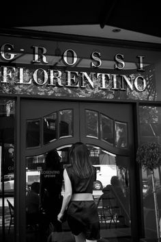 Whilst in Melbourne this week we had the pleasure of experiencing an incredible lunch at Guy Grossi's iconic Melbourne restaurant 'Grossi Florentino'. To read the full story please visit www.anaffairwithitaly.com/185/We-Love