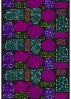 Purnukka fabric | Cotton Fabrics | Marimekko