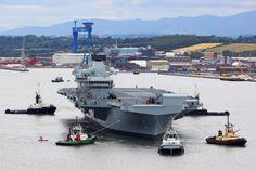 El buque de guerra más grande del Reino Unido usa Windows XP - https://www.vexsoluciones.com/noticias/el-buque-de-guerra-mas-grande-del-reino-unido-usa-windows-xp/