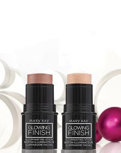 NEW! Limited-Edition† Mary Kay® Glowing Finish Illuminating Stick || Order here || Makeup || Holiday || DFW Mary Kay Independent Consultant
