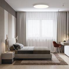 Home Decoration Accessories Ltd 3d Interior Design, Studio Interior, Apartment Interior, Home Interior, Bedroom Bed Design, Modern Bedroom Design, Home Bedroom, Bedroom Decor, Bedroom Layouts