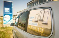 Schöne Aussichen für die Firmenfahrzeuge von Fenster-Schmidinger - unterwegs für euch in ganz Oberösterreich - Infos auf unserer Website: www.fenster-schmidinger.at #Autobeschriftung #SchöneAussichten #Fenster #Oberösterreich