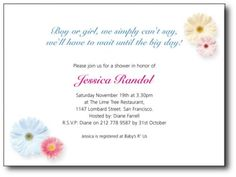 """Where can you find some very special baby shower poems for invitations? You might have questions like this: """"Do I need special techniques even a little talent to write great baby poems? Baby Shower Poems, Adoption Baby Shower, Baby Shower Images, Baby Shower Fun, Baby Shower Cards, Diaper Shower Invitations, Bridal Shower Invitation Wording, Baby Shower Wording, Invitation Text"""
