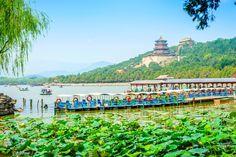 頤和園(いわえん)ってこんなところ 中国の絶景!北京最大の皇族庭園「頤和園」(いわえん) Beijing, Dolores Park, Animation, China, History, Studio, Travel, Viajes, Historia
