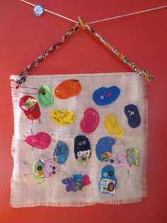 Sewing School: Bugs in a Blanket