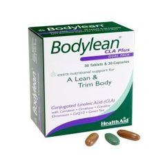 HEALTH AID - BODYLEAN CLA PLUS - Q10 ΑΜΙΝΟΞΕΑ - 30 κάψουλες