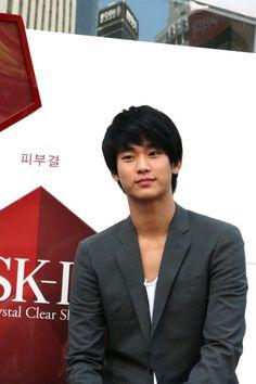 SK-II Lotte promo event 110908 #KimSooHyun #김수현