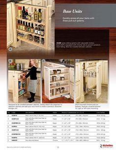 Catalog - Storage Accessories - page 11 - Richelieu Hardware