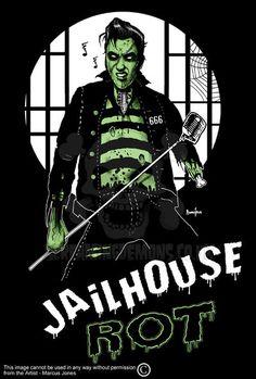 ☆ Jailhouse Rot -:¦:- Artist Marcus Jones ☆