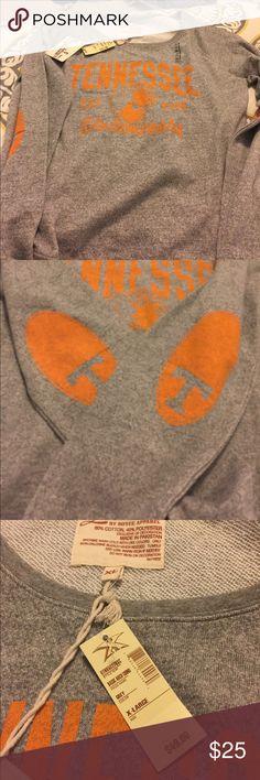 NWT Tennessee sweatshirt NWT Tennessee sweatshirt. Size Xl press box Tops Sweatshirts & Hoodies