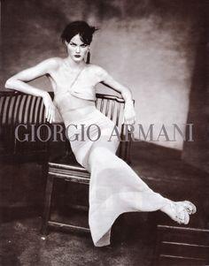 styleregistry: Giorgio Armani | Spring 2003