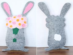 You may also enjoy. Wild Olive, Sprouts, Catholic, Dinosaur Stuffed Animal, Sewing Projects, Bunny, Felt, Easter, Spring