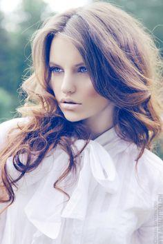 Hair. #hairstyle #model #women #fashion