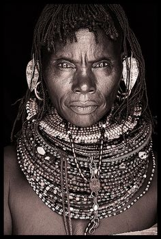 Turkana Elder
