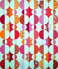 Baubles by Happy Stash Quilts | Happy Stash Quilts