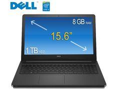 "DELL INSPIRON 5559-S20W81C CORE I5-6200U/8GB/1TB/15.6""/2 GB AMD R5 M335/WIN10 ::"