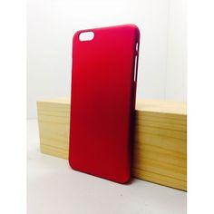 iPhone - Пластиковый чехол - Красный iPhone 6 Plus
