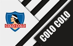 Colo Colo of Chile wallpaper. Le Club, Football Wallpaper, Sports Wallpapers, Material Design, Santiago Chile, Bumper Stickers, Football Players, Red And White, Country