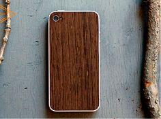 Eden Wooden iPhone Covers