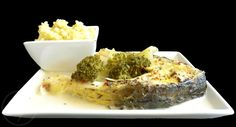 Citromborsos pontyszelet Grains, Rice, Food, Essen, Meals, Seeds, Yemek, Laughter, Jim Rice