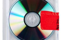 Kanye West Keeps It Simple For Yeezus Album Cover