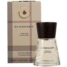 Burberry Touch for Women Eau de Parfum Natural Spray, 1 fl oz