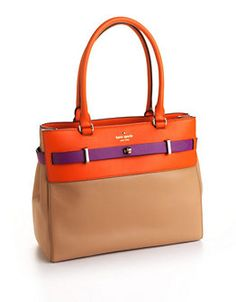 KATE SPADE NEW YORK Bourbon Street Jennie Leather Satchel Bag.  Great Selection & Competitive Pricing Click Here http://infoswag23.wordpress.com/2013/07/26/14/?preview=true_id=14_nonce=599ec8ebf2 $ USD #handbags #discounthandbags #designerhandbags #handbagsonsale #pursesandhandbags #handbagsdesigner #purses #pursesforcheap