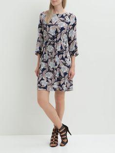 Nice print on our Vigro dress