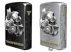 Transformers Zippo Lighter Makes Us Want to Smoke Liquor List, Zippo Collection, Cool Lighters, Light My Fire, Zippo Lighter, Transformers, Give It To Me, Geek Stuff, Cigar