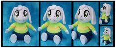 Asriel Dreemurr Custom Plush by Nazegoreng on DeviantArt