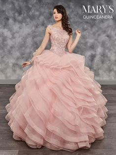 New Crystal Ruffles Organza Quinceanera Ball Gown Princess Party Pageant Dresses 2 Piece Quinceanera Dresses, Robes Quinceanera, Pageant Dresses, 15 Dresses, Pretty Dresses, Beautiful Dresses, Fashion Dresses, Dresses Online, Ruffle Beading