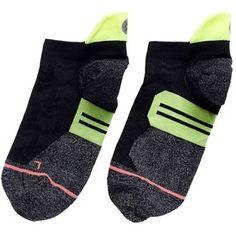 Stance 'Kinetic Low' reinforced heel performance socks Sport Socks, Under Armour, Shoe Bag, Heels, Collection, Shopping, Design, Women, Fashion