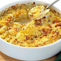 Schweizer Kartoffelgratin